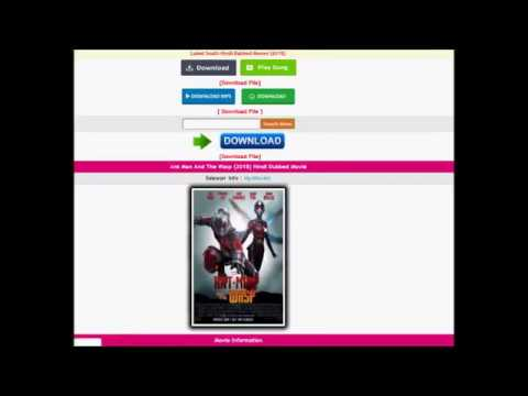 HOW TO DWNLOAD MOVIES BY WEBSITE