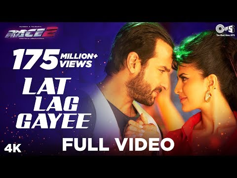 Lat Lag Gayee Full Video | Race 2 | Saif Ali Khan And Jacqueline Fernandez |