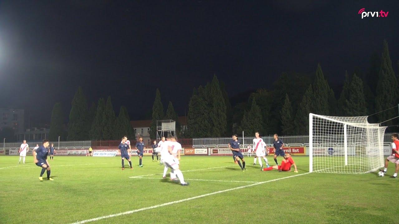 Mladi Plemići doživjeli poraz na Stadionu pod Bijelim Brijegom