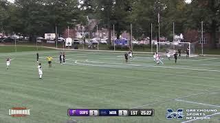 Men's Soccer Highlights versus The University of Scranton