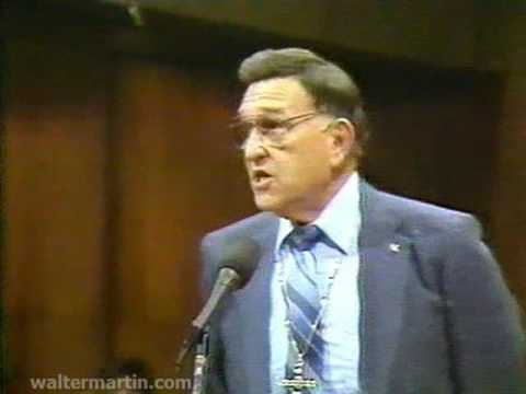 Dr. Walter Martin – Part 2 of 2 – Cult of Liberal Theology 1987
