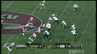 Andrew Jackson vs  Southern Miss  (2012)