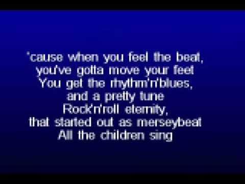 Tekst piosenki Electric Light Orchestra - Beatles Forever po polsku