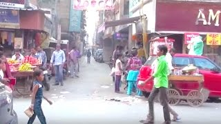 Video New Delhi Street Walk -  Arkashan Road Pahar Ganj - INDIA -  ASMR MP3, 3GP, MP4, WEBM, AVI, FLV September 2017