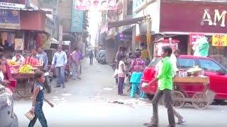 Video New Delhi Street Walk -  Arkashan Road Pahar Ganj - INDIA -  ASMR MP3, 3GP, MP4, WEBM, AVI, FLV November 2017