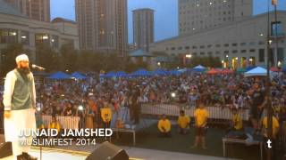 Video Junaid Jamshed calling Adhan from Celebration Square in Mississauga | MuslimFest 2014 MP3, 3GP, MP4, WEBM, AVI, FLV Agustus 2018
