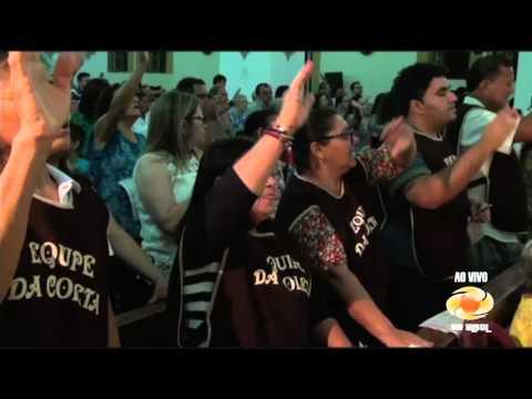 Missa da Igreja Matriz de Nossa Senhora dos Remédios