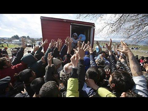 Κάθε μέρα και χειρότερη η κατάσταση στην Ειδομένη