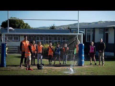 Rocket challenge inspiring future Kiwi engineers