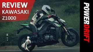 4. Kawasaki Z1000 : Review : PowerDrift