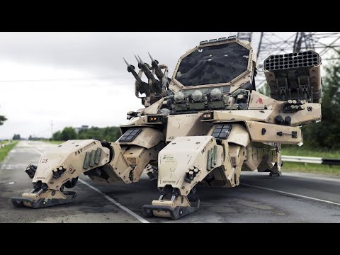 10 Best Military Robots In The World
