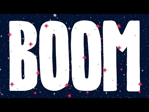 Tiesto & Sevenn  - BOOM (Lyric Video)