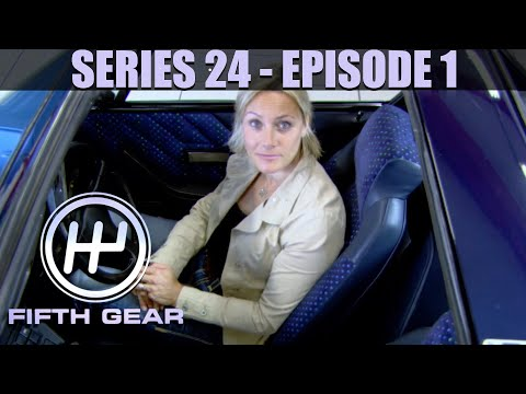 Fifth Gear: Series 24 Episode 1 - Full Episode