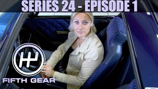Fifth Gear: Series 21 Episode 1 - Full Episode by Fifth Gear