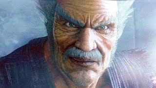 Nonton Tekken 7 All Cutscenes Full Movie 2017 Film Subtitle Indonesia Streaming Movie Download