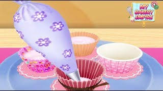 Jogos de meninas - My bakery empire Juegos de cocina para niñas y niños.