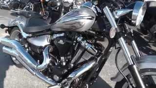 10. 009729 - 2009 Yamaha Raider - Used Motorcycle For Sale