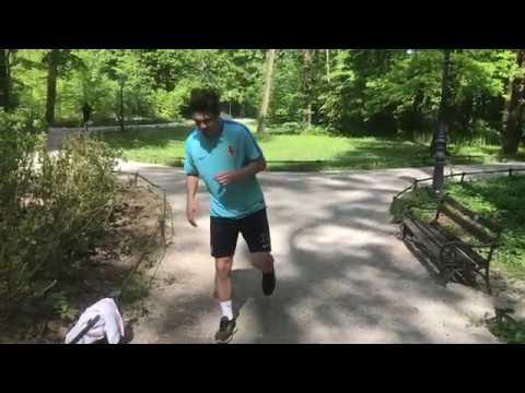 #VježbajDoma Dan 26: Aktivacija prije trčanja