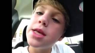 Funny moments with MattyB