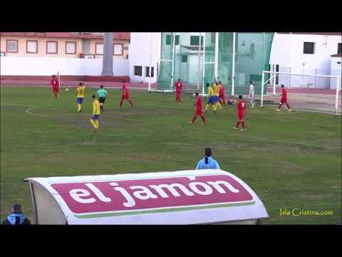 Video Resumen Isla Cristina FC vs UD Viso