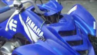 4. My 2002 Yamaha Raptor 80