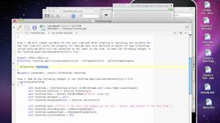 iPhone Development - Lecture 7