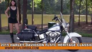 8. New 2015 Harley Davidson Heritage Softail Classic Motorcycles for sale