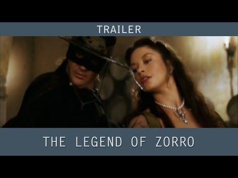 The Legend of Zorro Trailer (2005)