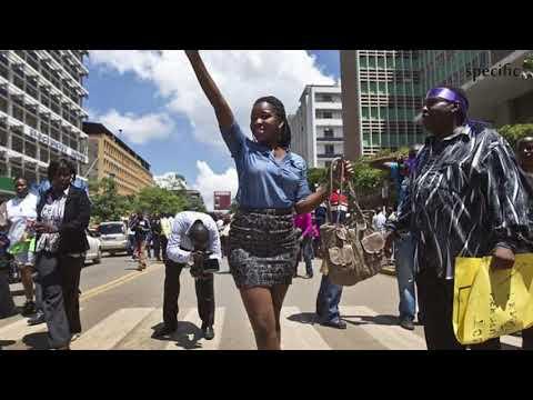 SHOCKING: CROWD CHEERS AS STREET BOY RAPES WOMAN IN CBD