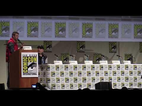 Comic-Con Panel I - Festival Comic-Con Panel I (English)