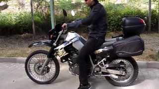 7. Kawasaki KLR 650 2004 model Tarsus/Mersin (BAYRAM) - inanılmaz güç!