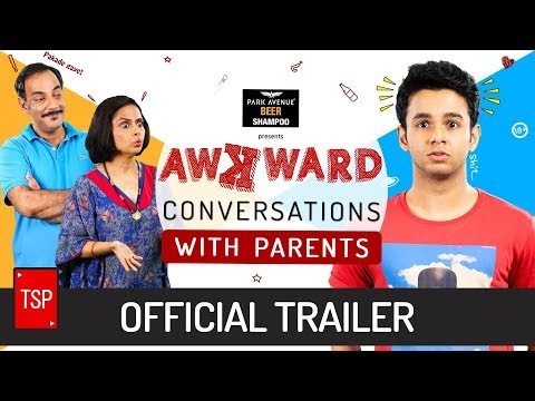 TSP's Awkward Conversations | Official Trailer | 1st Episode on 17th