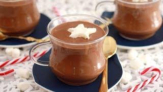 Gemma's Best-Ever Hot Chocolate with Frozen Whipped Cream! by Gemma's Bigger Bolder Baking