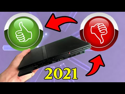 Ps2 Em 2021?- 5 Motivos Para Comprar E 5 Para Não Comprar!