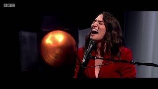 Sara Bareilles performs