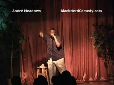Black Nerd Comedy - McDONALD'S RAP (Stand-Up) - Black Nerd Comedy