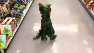Ryan's a dinosaur toys r us.