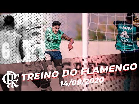 Treino do Flamengo - 14/09/2020