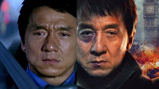 Jackie Chan is... The Foreigner in Rush Hour.Edited by John NguyenConcept by Robert Galvan