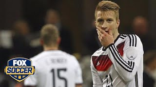 Marco Reus had a horrible birthday by FOX Soccer