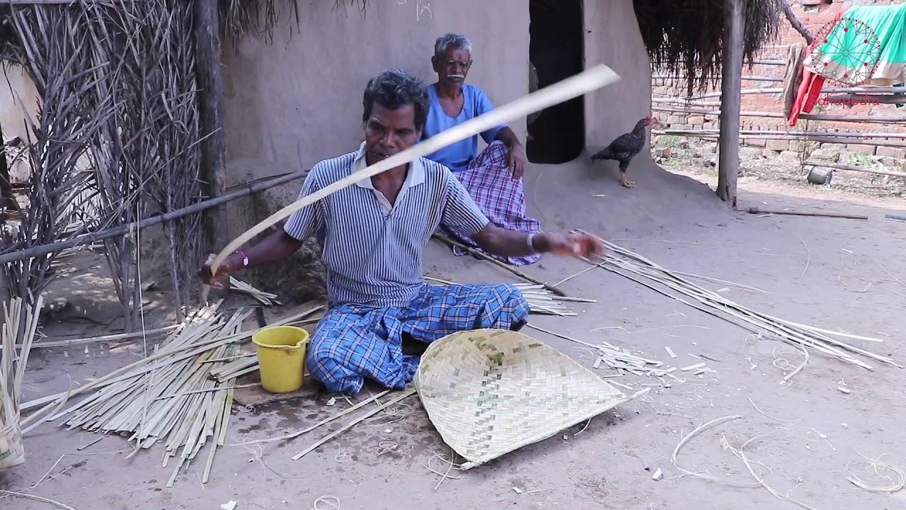 Bamboo Weaving from Bastar