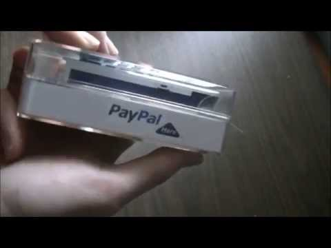 Paypal Here Chip And Pin Reader Full Review & Unboxing