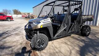 6. NEW 2020 Polaris Ranger Crew XP 1000 Premium at Bartlesville Cycle Sports in Bartlesville, OK