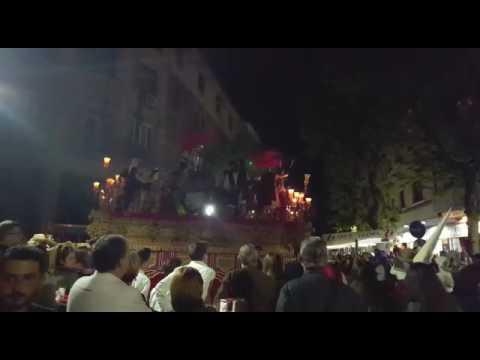 A.M. Jesús Despojado - En tu Ausencia (Lunes Santo 2017) (видео)