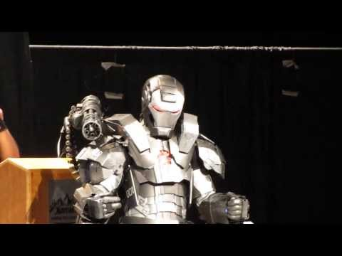 0 Man Builds Real Iron Man Suit