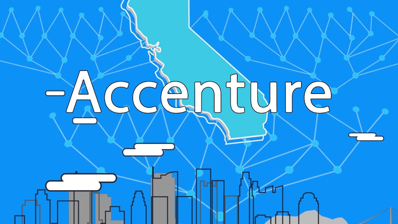 Accenture Infographics Explainer Video