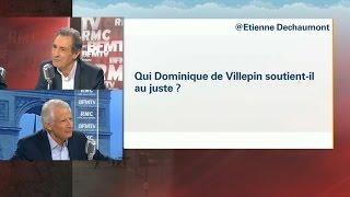 Video Fillon? Macron? Mais qui Villepin soutient-il au juste? MP3, 3GP, MP4, WEBM, AVI, FLV Oktober 2017