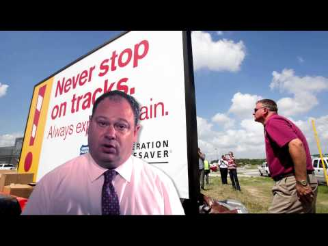 Railroad Injury Lawyer John Cooper Talks About Grade Crossing Hazards