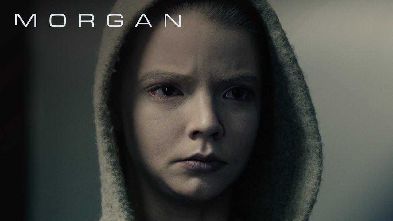 Don't Let it Out. Watch Kate Mara & Paul Giamatti in Luke Scott's Sci-Fi Thriller 'Morgan' On Blu-ray, DVD & Digital Dec. 13