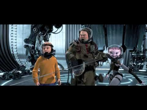MARS NEEDS MOMS Trailer - Disney - Available On Digital HD, Blu-ray And DVD Now
